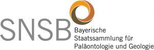Logo Bayerischen Staatssammlung für Paläontologie und Geologie